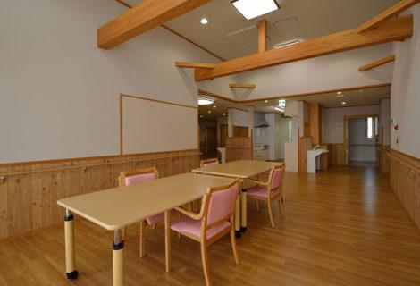 食堂訓練室
